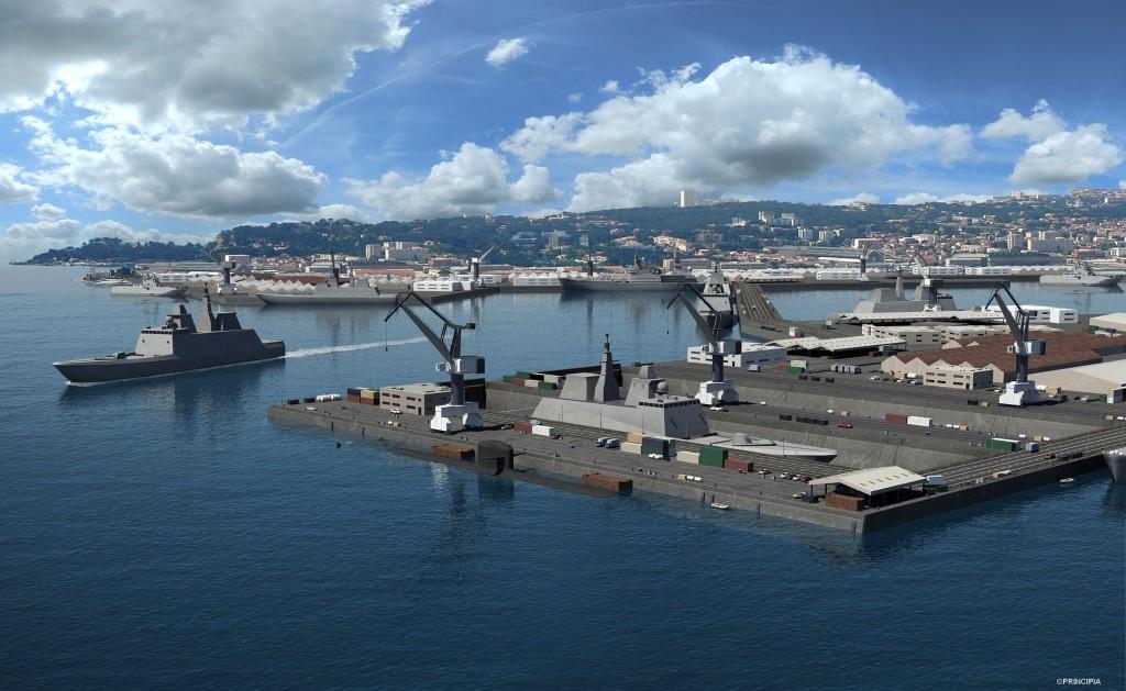 Principia | Harbour